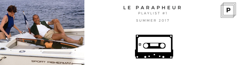 Bandeau summer playlist